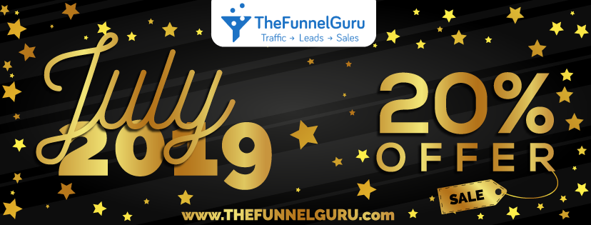 Cyber Monday Offer 70% OFF The Funnel Guru